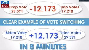 GA Election Data Switch