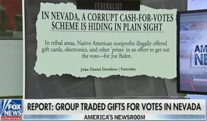John Davidson- The Proof Is Out There Of Nevada Voter Fraud